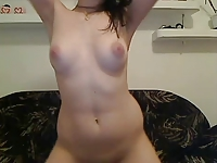 Amy Romanian girl part.2 on cam