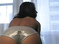 Tiffany and satin panties