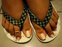 FF24 Flipflop and Toe Ring 2