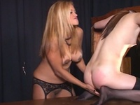 Lesbians bound and fucked very hard !