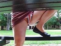 panties in the park